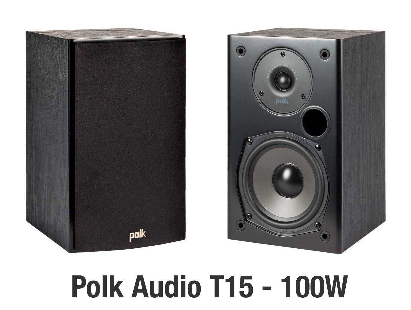 Boxe de raft Polk Audio T15 - 100W
